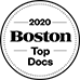 2020 Boston Top Doc Award